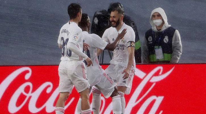 Real over Barça